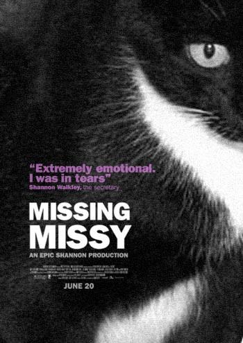 Кошка Мисси. Изображение № 3.