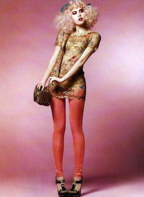 Vogue Korea (april 2008). Изображение № 6.