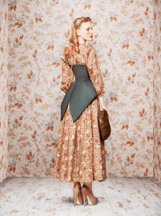 Коллекция осень-зима 2011/12 от Ульяны Сергиенко. Изображение №28.