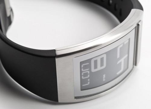 Часы Phosphor WORLD TIME с дисплеем из электронной бумаги. Изображение № 5.