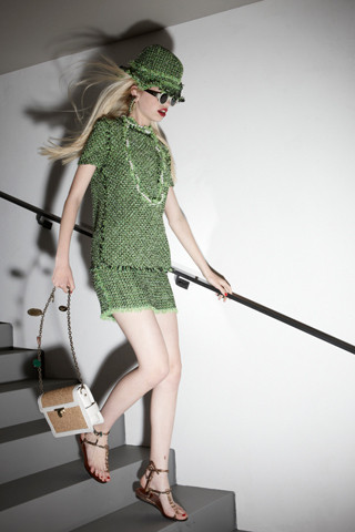 Изображение 45. Лукбуки Resort 2012: Givenchy, Lanvin.. Изображение № 45.