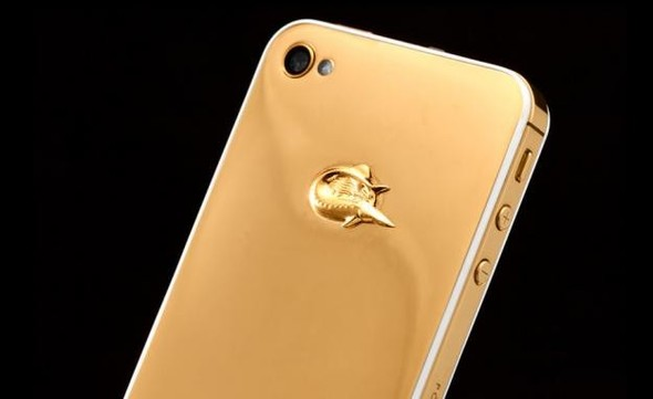 Преимущества iPhone 4s или почему Caviar находится вне конкуренции. Изображение № 2.