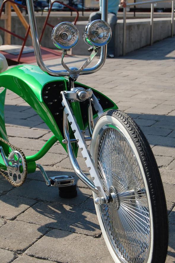 Невероятные велосипеды Джейсона Баттерсби. Изображение № 5.