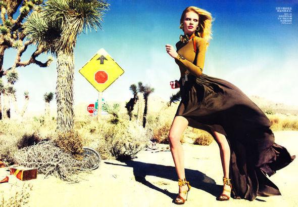 Изображение 57. Съемки: AnOther, POP, Vogue и другие.. Изображение № 57.