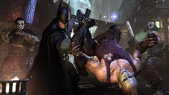 Изображение 9. Batman: Arkham City.. Изображение № 9.