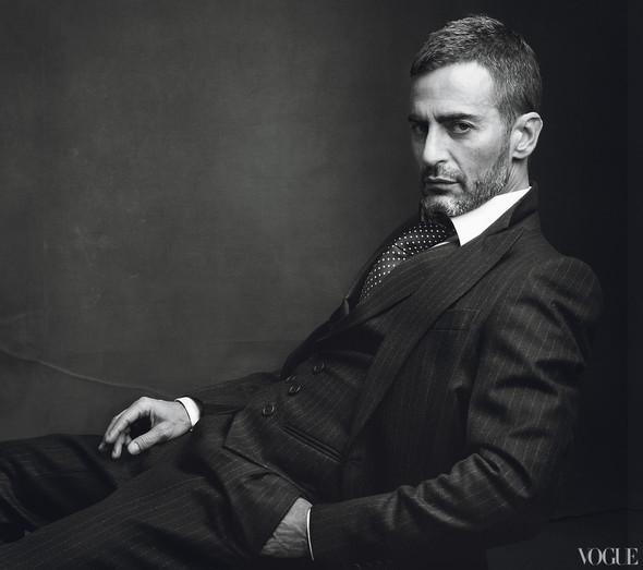 Превью съёмки: Марк Джейкобс и модели для Vogue. Изображение № 1.