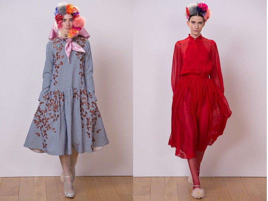 Неделя моды в Лондоне:  День 1. Изображение № 2.