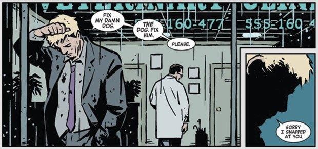 10 комиксов для тех, кто ничего не понимает в комиксах. Изображение № 11.