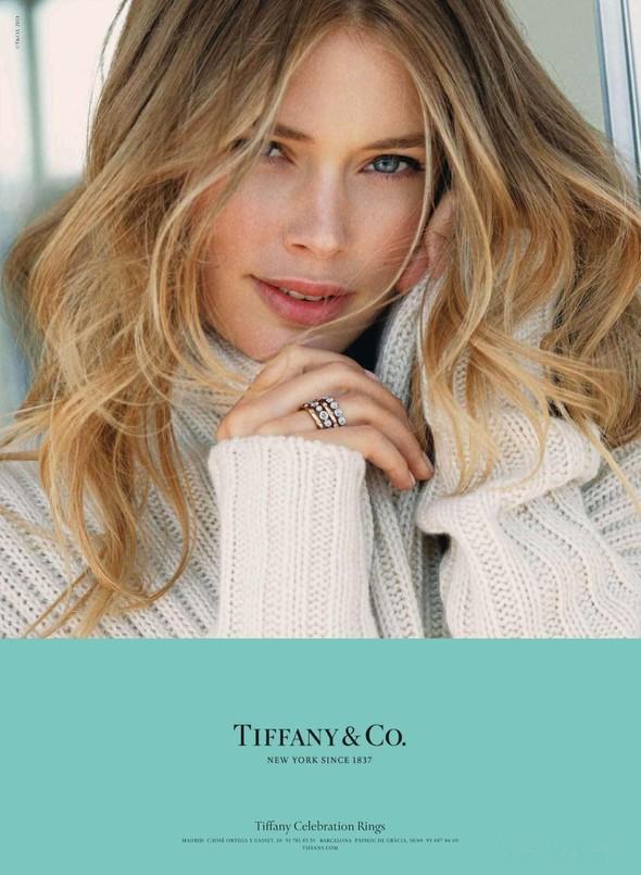 Кампании украшений: Dolce & Gabbana, Tiffany & Co и H. Stern. Изображение № 12.