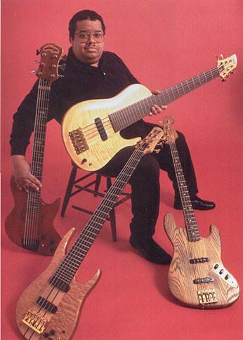 Необычные бас гитары. Изображение № 2.