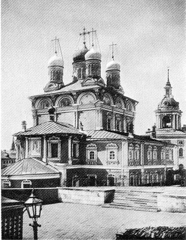Москва свозь столетия. Изображение № 13.
