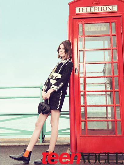 Съёмка: Алекса Чанг для Teen Vogue. Изображение № 4.