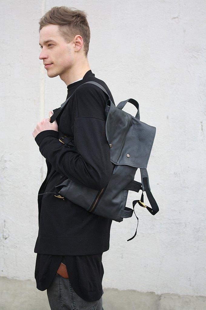 Новая коллекция одежды от молодого дизайнера Алексея Найденова FALL\WINTER - 13\14. Изображение №1.
