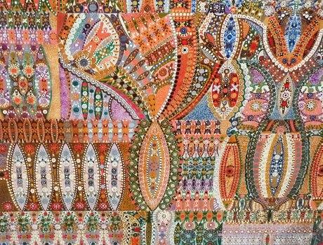Аутсайдерское искусство: Аутист, раб, почтальон и другие неожиданно великие художники. Изображение № 2.