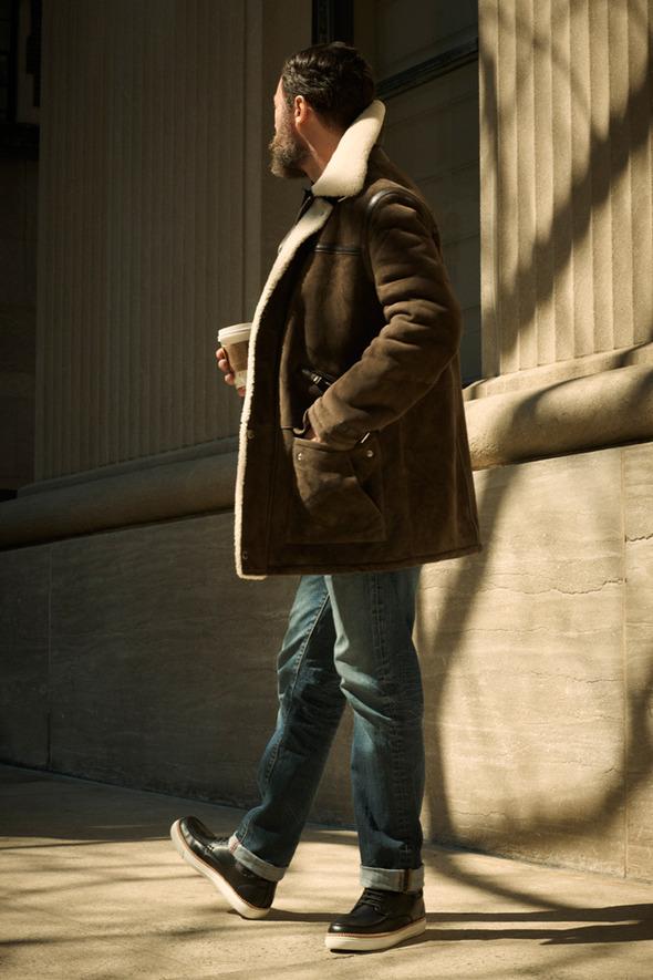 Новые мужские лукбуки Louis Vuitton, Marc Jacobs и Fred Perry. Изображение № 42.