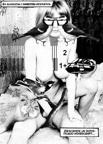 Изображение 56. Выставка: International Weird Collage Show.. Изображение № 56.