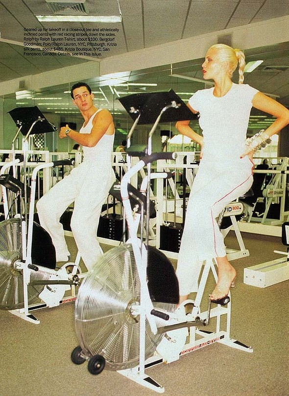 """Diary ofa Spa"". Vogue'94. Изображение № 3."