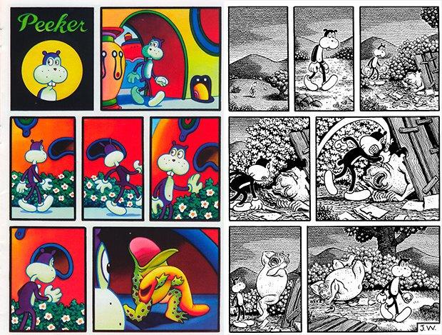 5 лучших комиксов без слов. Изображение № 4.