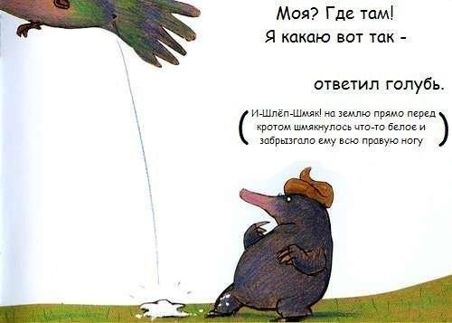 Сказка прообкаканного крота. Изображение № 5.