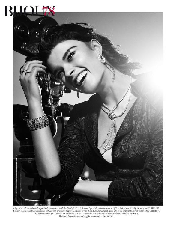Съёмки: Elle, Vogue и другие. Изображение № 38.