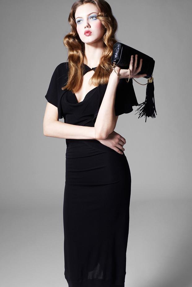 Показаны новые лукбуки Balenciaga, Chanel и Zac Posen. Изображение № 41.
