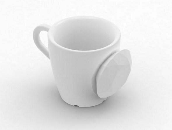 Изображение 21. Предмет: Серия из 30 кофейных чашек.. Изображение № 21.