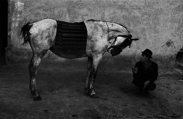 Magnum: Джозеф Куделка. Изображение № 16.