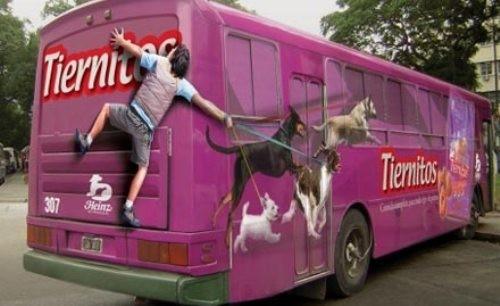 Креативные автобусы. Изображение № 5.