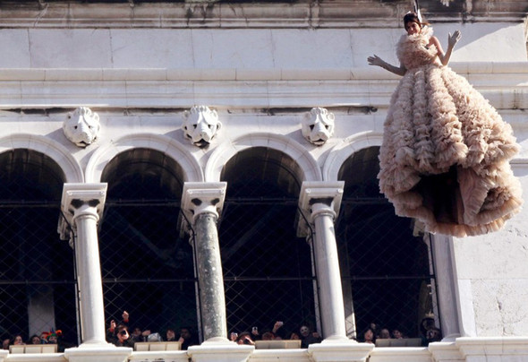 Венецианский карнавал масок. Изображение № 5.