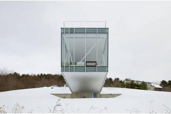 Изображение 2. Взлететь на воздух: гостиная в четырех метрах от земли.. Изображение № 2.