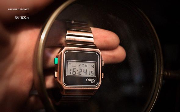 Электронные часы Neuvo Prospector. Изображение № 2.