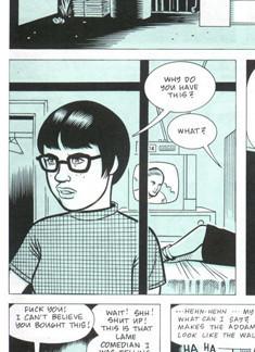 Драма в картинках: 8 необычных фильмов по комиксам. Изображение № 2.