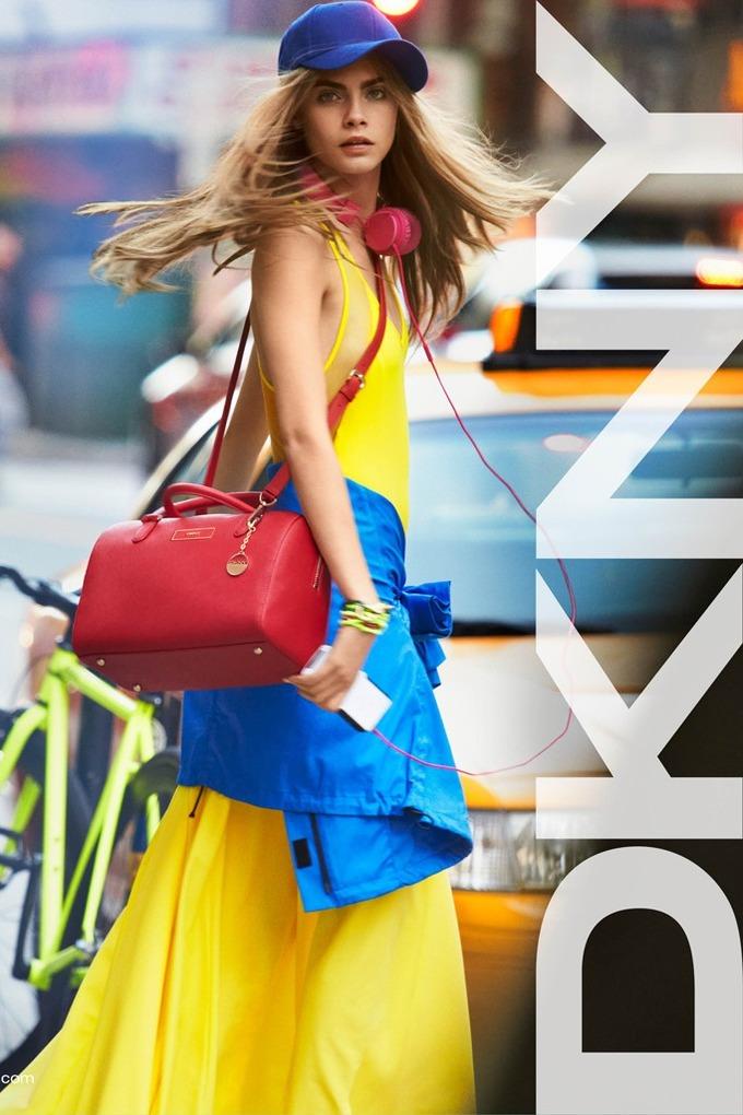 Вышли превью кампаний Burberry, Givenchy и других марок. Изображение № 6.