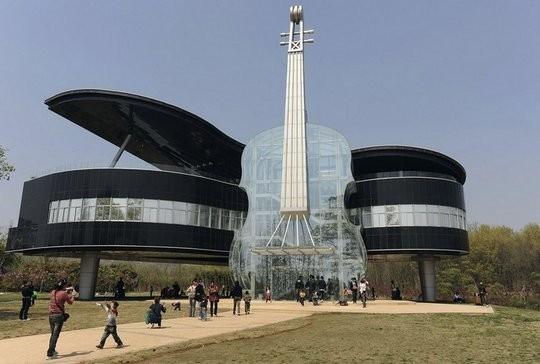 Топ-10 самых необычных зданий в мире. Изображение №8.