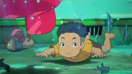 Поньо, рыбка сутеса!. Изображение № 9.