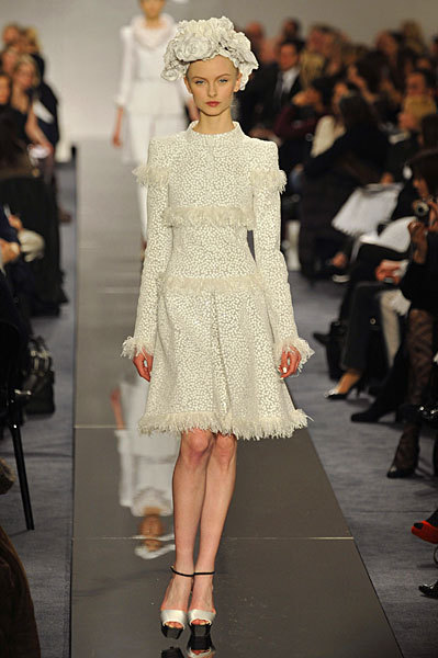 Chanel Spring 2009 Haute Couture. Изображение № 40.