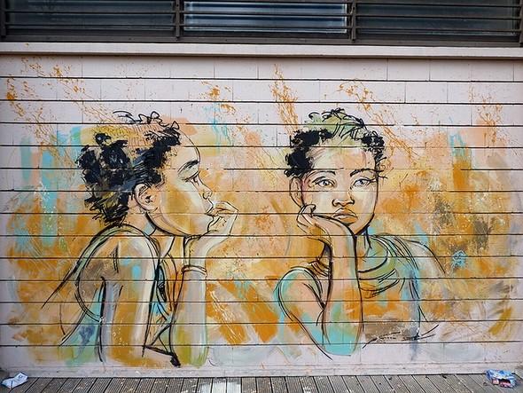 Стрит-арт в Париже. Изображение № 28.