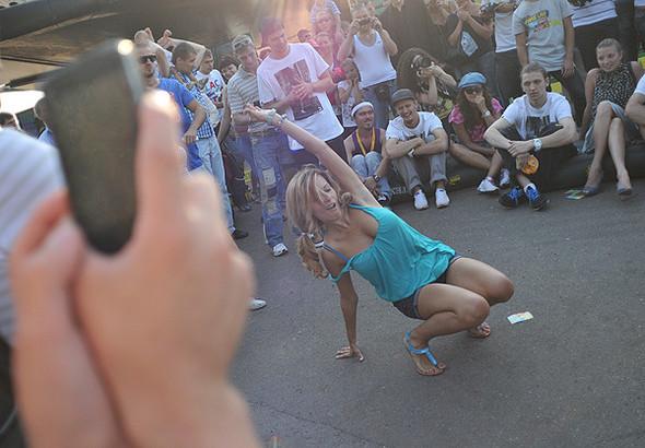 Ямайская вечеринка PUMA в Парке Горького. Изображение № 35.