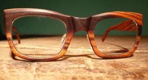 Деревянные оправы отUrban Spectacles. Изображение № 3.
