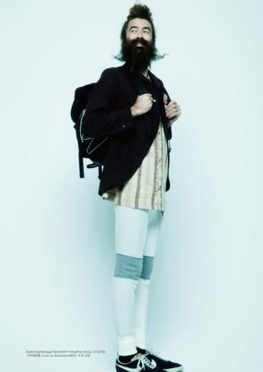 Лукбук: Labrat FW 2011. Изображение № 13.