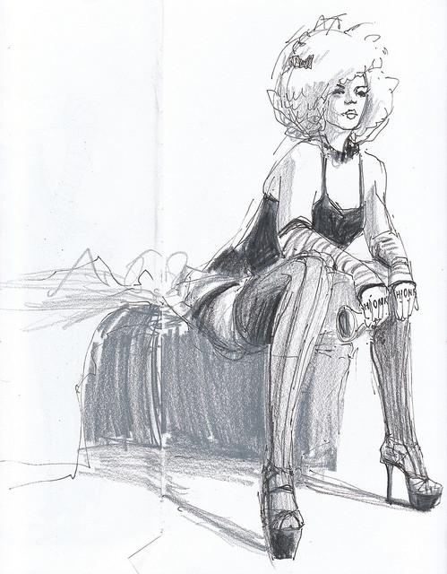 Изображение 58. Diane Olivier.. Изображение № 58.