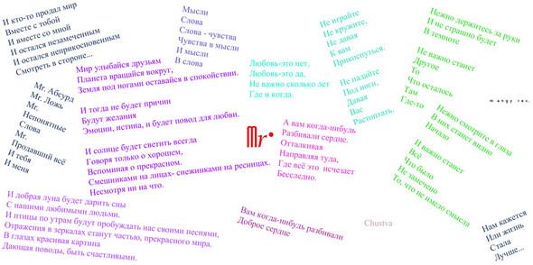 Стихи Chustva все права защищены. Изображение № 2.