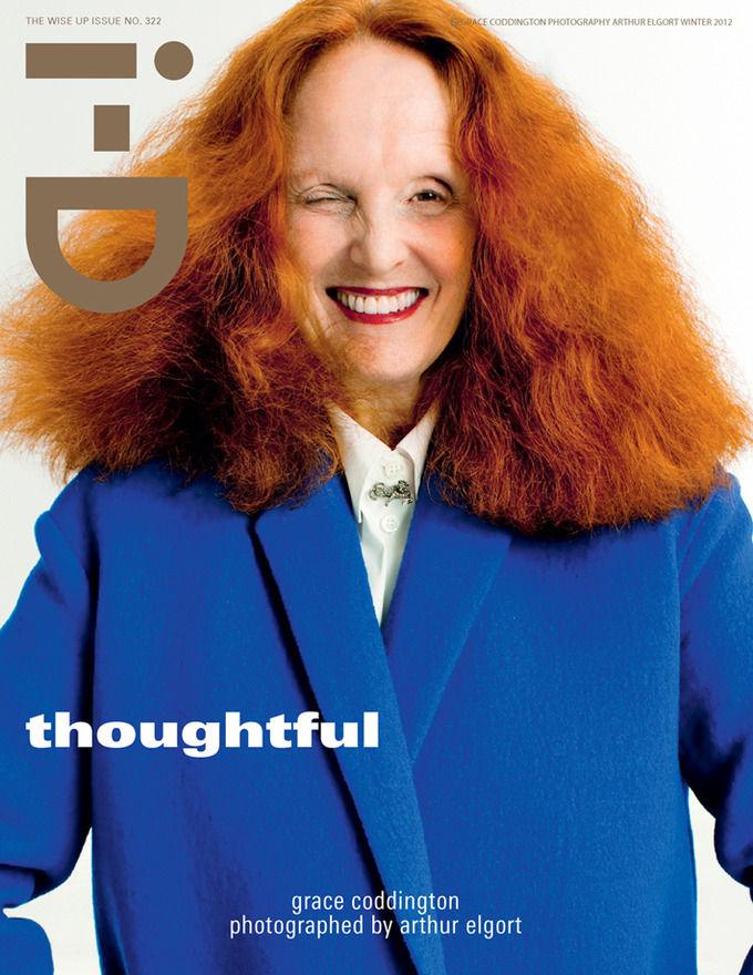 Вышли новые обложки i-D, Vogue, NY Times и других журналов. Изображение № 5.