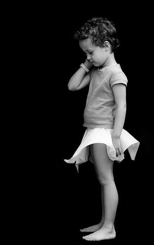 Детство, похожее наигрушечных пупсов. byJaime Monfort. Изображение № 13.