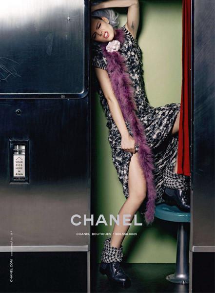 Превью кампании: Chanel FW 2011. Изображение № 3.