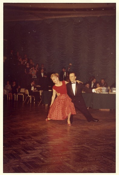 Dance Lessons 1958–1962. Изображение № 23.