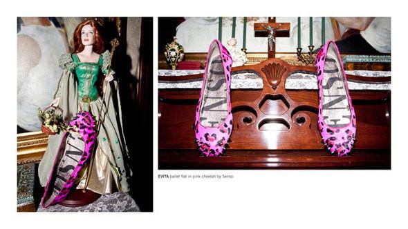 Изображение 34. Лукбуки обуви: Jeffrey Campbell, Modern Vintage и Solestruck.. Изображение № 50.