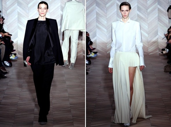 Показы Paris Fashion Week FW 2012: День 4. Изображение № 6.