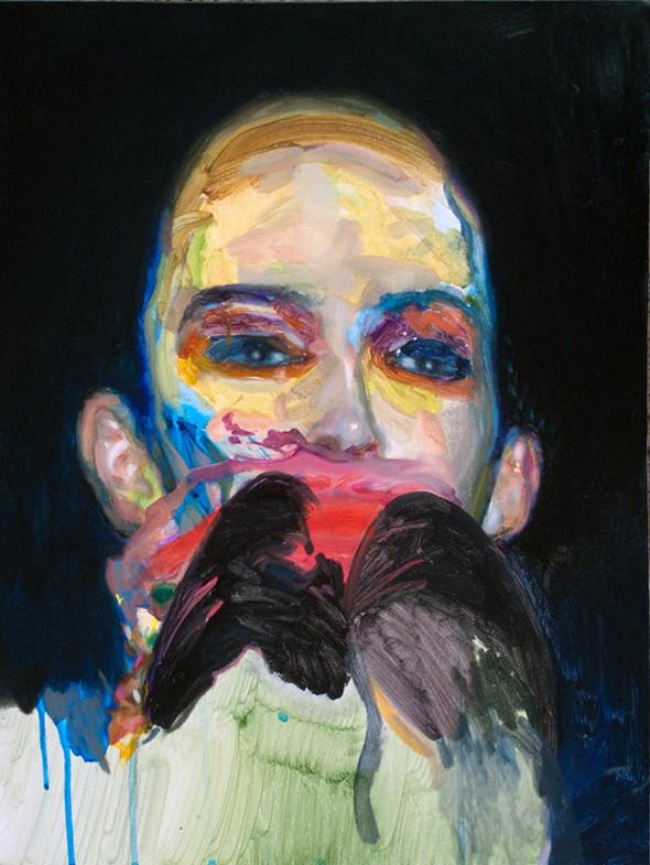 Эксплозия красок: тело и чувства глазами Винстона Шмиелински. Изображение № 1.