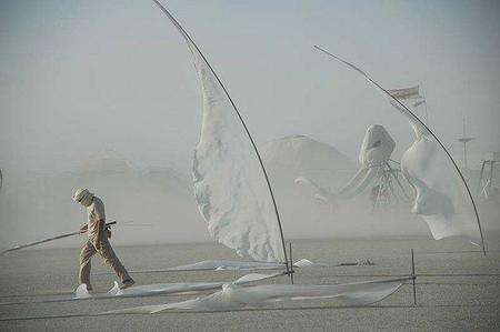 """Фестиваль """"Burning Man! """" вНеваде. Изображение № 7."""